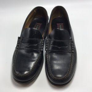 Florsheim Black Penny Loafers Size 8D